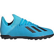 adidas Kids' X 19.3 Turf Soccer Cleats