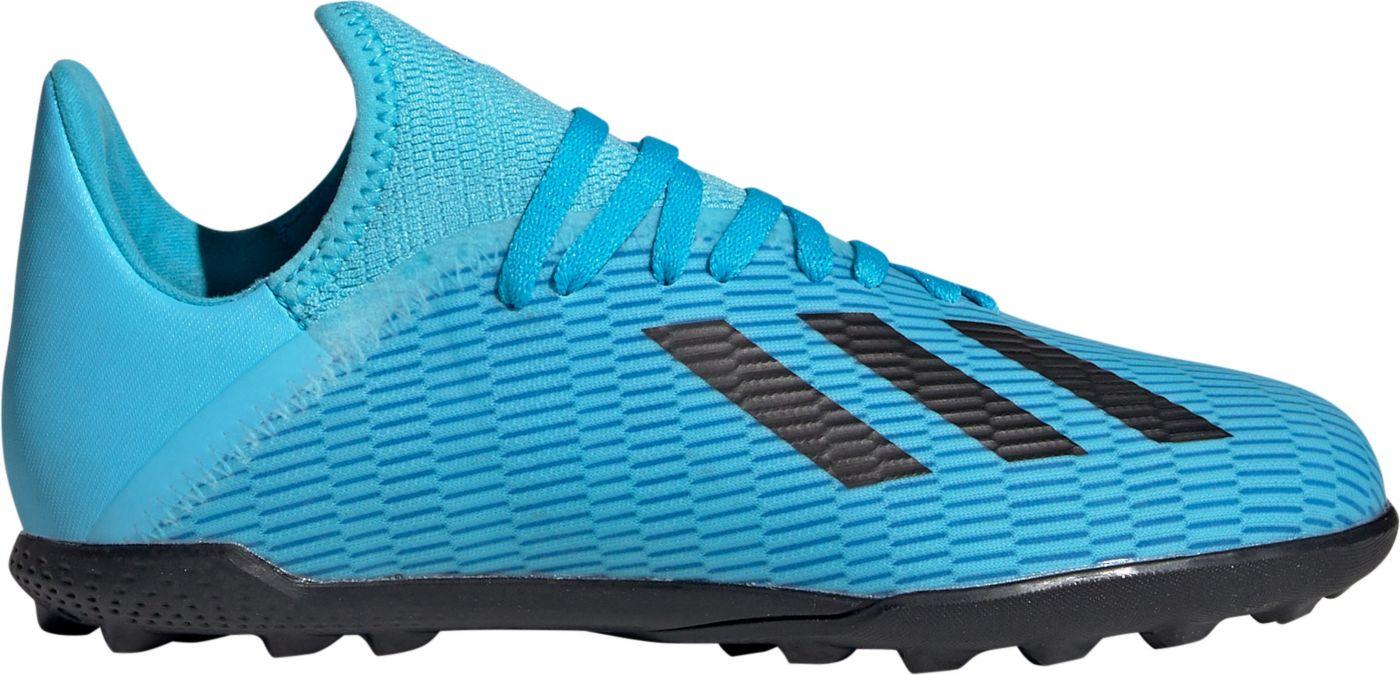 adidas Kids' X 19.3 Turf Soccer Cleats