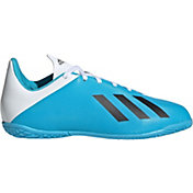 adidas Kid's X 19.4 Indoor Soccer Shoes