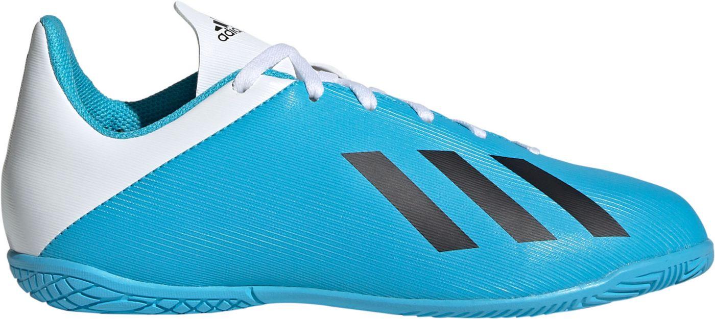 adidas Kid's X 19.4 Indoor Soccer Shoes