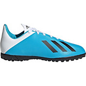 adidas Kids' X 19.4 Turf Soccer Cleats