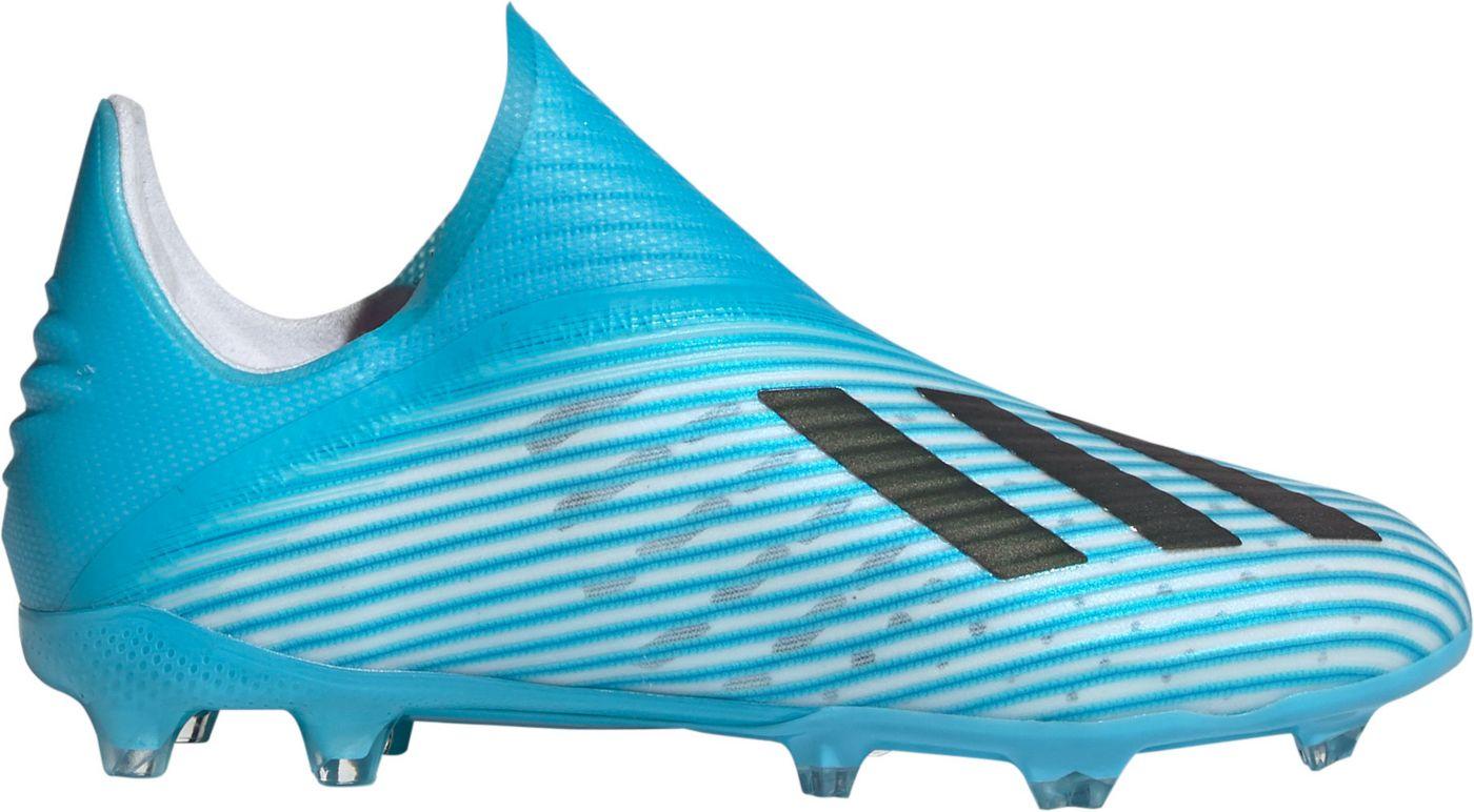 adidas Kids' X 19+ FG Soccer Cleats