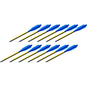 BOLT Crossbows Aluminum Youth Crossbow Bolt – 12 Pack