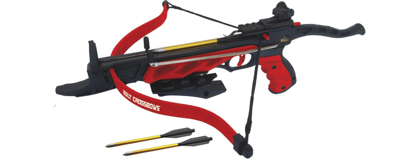 BOLT Crossbows The Impact Power Series Pistol Crossbow - 225 fps