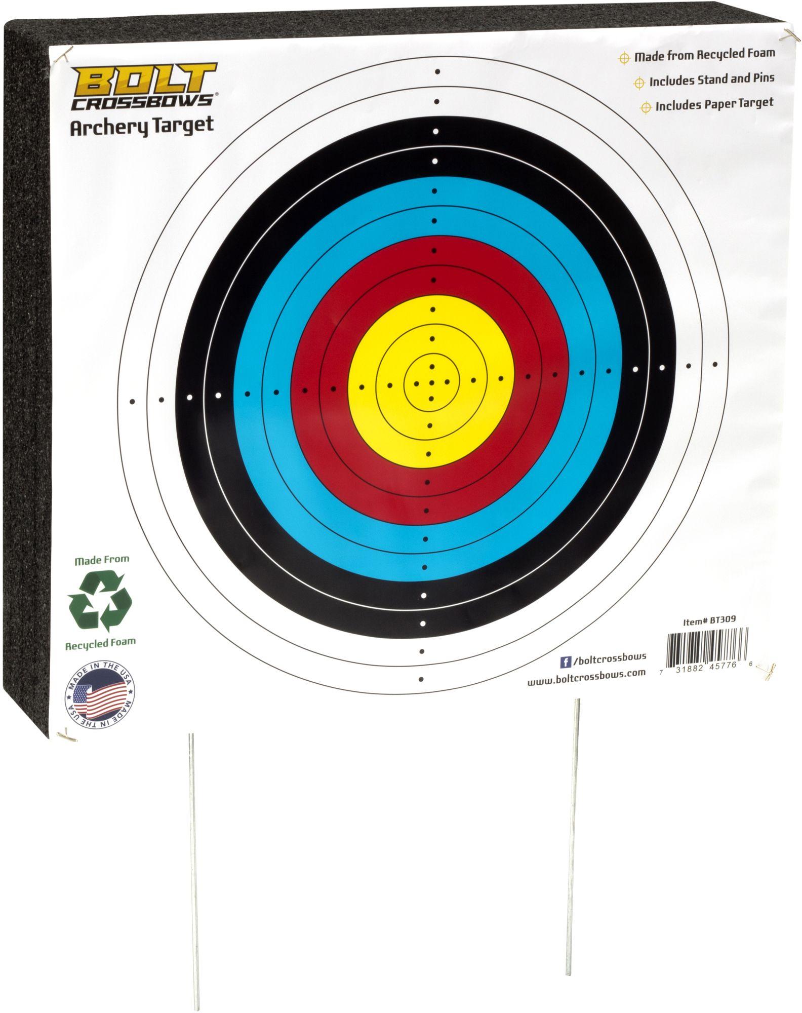 """BOLT Crossbows 16""""x18"""" Archery Target thumbnail"""