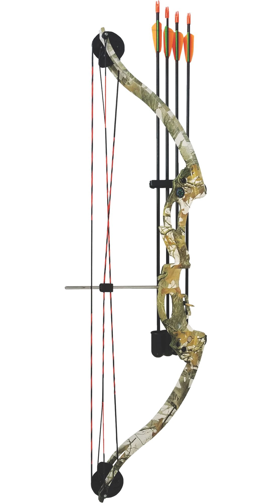 BOLT Crossbows The Pursuit Youth Compound Bow Package