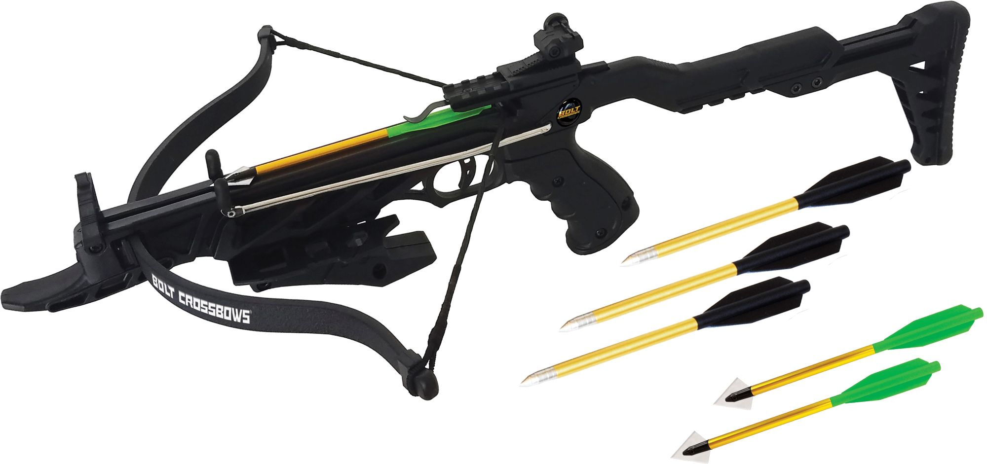 BOLT Crossbows The Shredder Power Series Youth Crossbow, Size: Small thumbnail