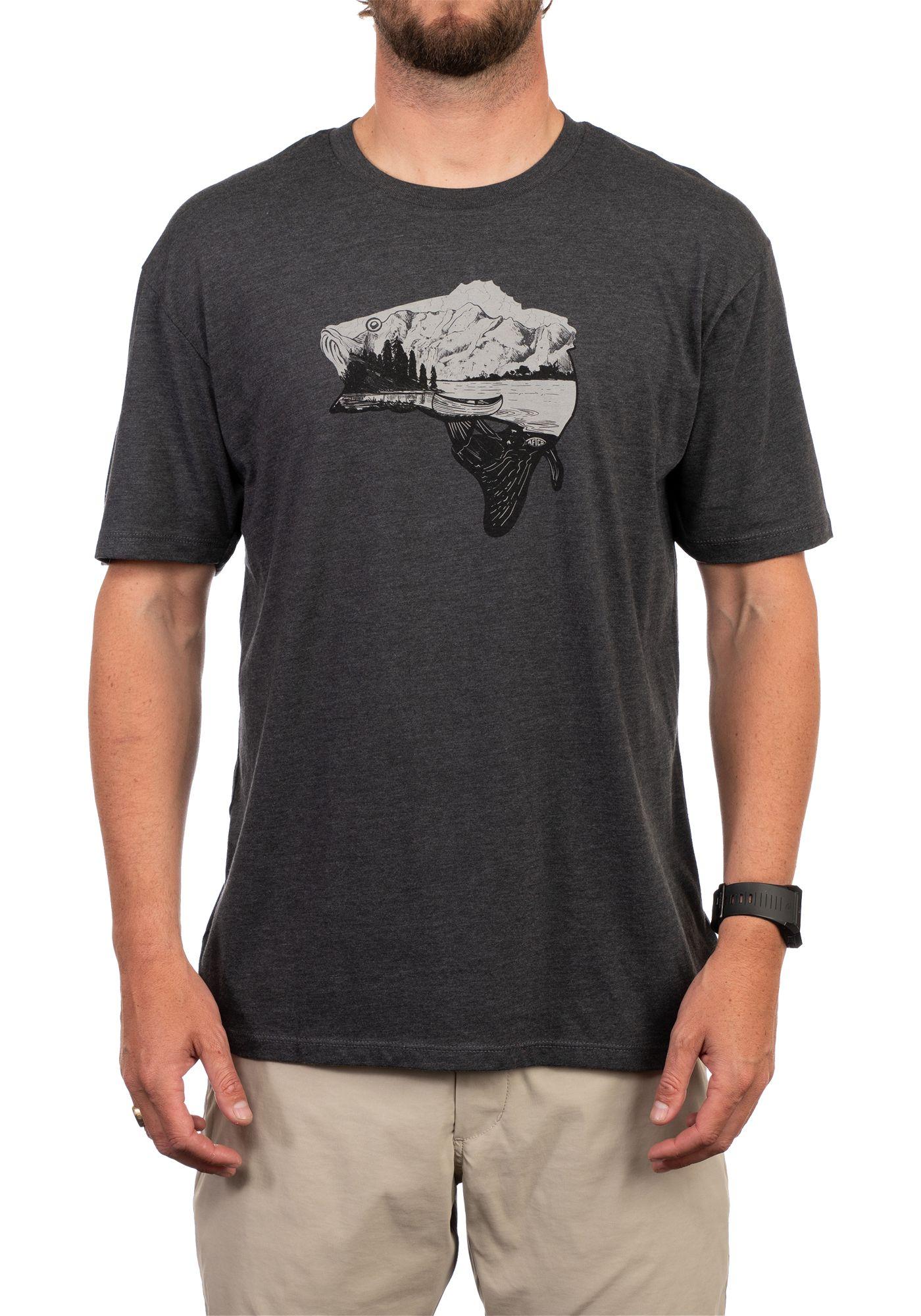 AFTCO Men's Real Wild T-Shirt