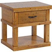 American Furniture Classics Gun Concealment End Table