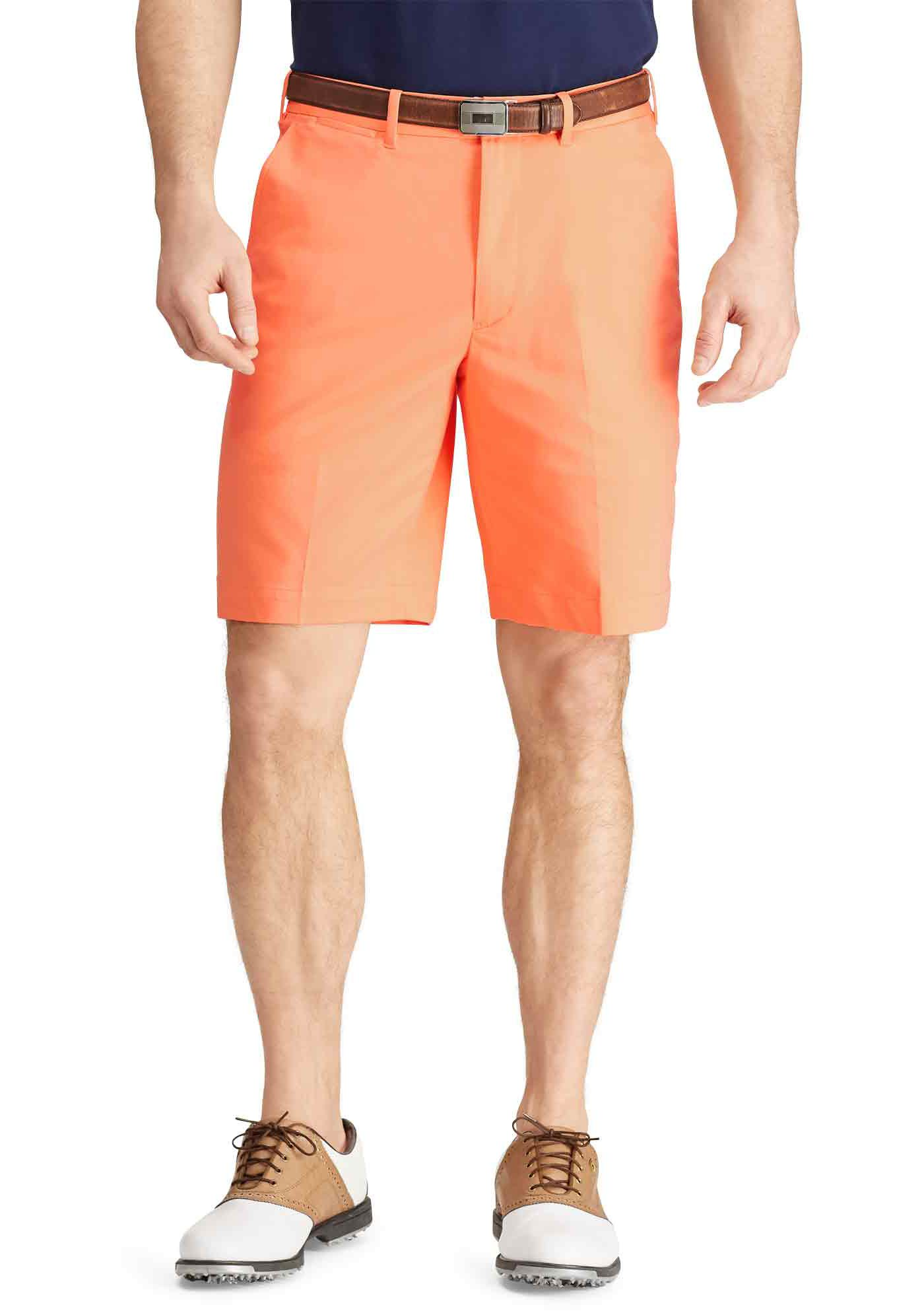 Polo Golf Men's Classic Fit Performance Chino Golf Shorts