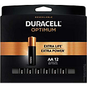 Duracell Optimum AA Batteries 12-Pack