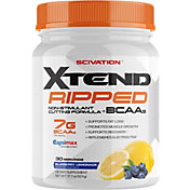 Scivation XTEND Ripped BCAA Powder Blueberry Lemonade 30 Servings