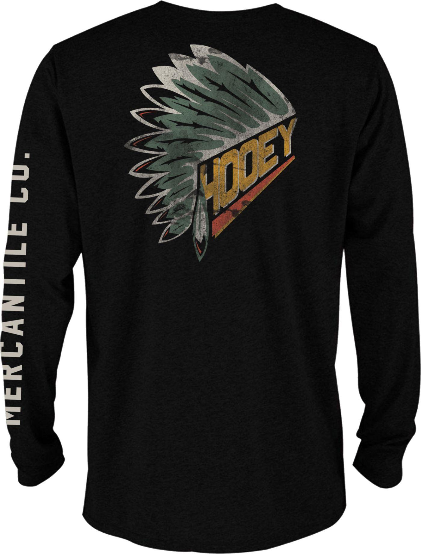 Hooey Men's Headdress Mercantile Co. Long Sleeve Shirt