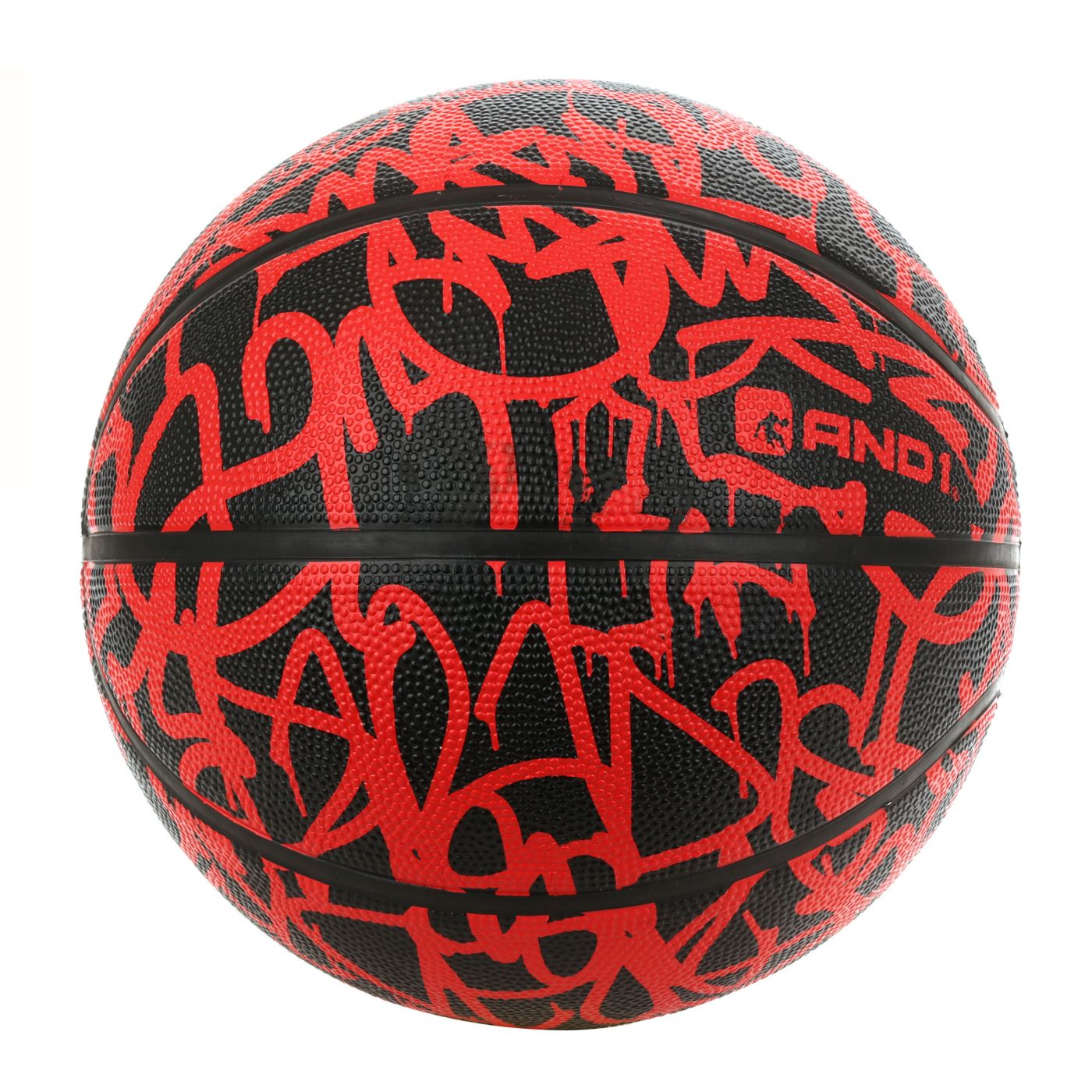 """AND1 Handstyle Graffiti Youth Basketball (27.5"""")"""