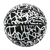 AND1 Handstyle Graffiti Mini Basketball
