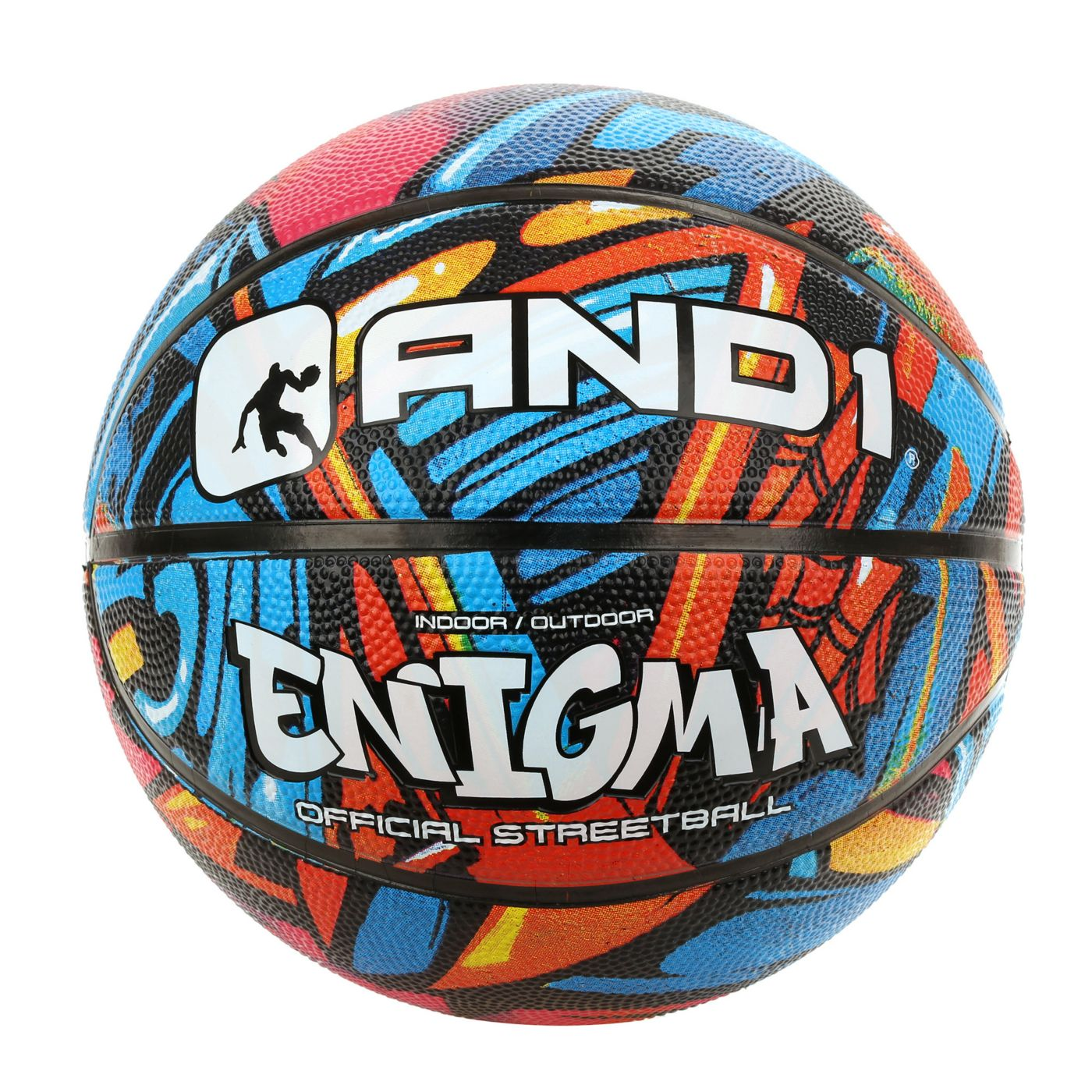 "AND1 Enigma Graffiti Youth Basketball (27.5"")"