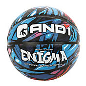 AND1 Enigma Graffiti Mini Basketball
