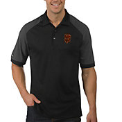 Antigua Men's San Francisco Giants Engage Black Polo