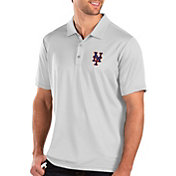 Antigua Men's New York Mets White Balance Polo