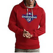 Antigua Men's 2019 World Series Champions Washington Nationals Victory Pullover