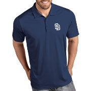 Antigua Men's San Diego Padres Tribute Navy Performance  Polo