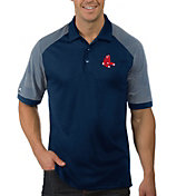 Antigua Men's Boston Red Sox Engage Navy Polo