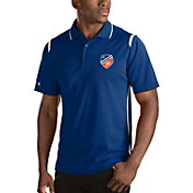 Antigua Men's FC Cincinnati Merit Royal Polo