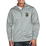 Antigua Men's Nashville SC Golf Grey Full-Zip Jacket