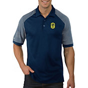 Antigua Men's Nashville SC Engage Navy Polo