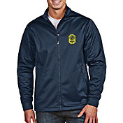 Antigua Men's Nashville SC Golf Navy Full-Zip Jacket