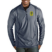 Antigua Men's Nashville SC Tempo Navy Quarter-Zip Pullover