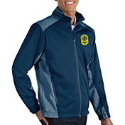 Antigua Men's Nashville SC Revolve Navy Full-Zip Jacket