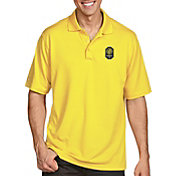 Antigua Men's Nashville SC Pique Yellow Polo