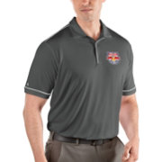 Antigua Men's New York Red Bulls Salute Grey Polo