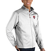 Antigua Men's Colorado Rapids Revolve Navy Full-Zip Jacket