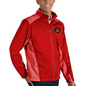 Antigua Men's Atlanta United Revolve Red Full-Zip Jacket
