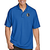 Antigua Men's Dallas Mavericks Xtra-Lite Pique Performance Polo