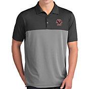 Antigua Men's Boston College Eagles Grey Venture Polo