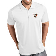 Antigua Men's Bowling Green Falcons Tribute Performance White Polo