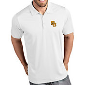 Antigua Men's Baylor Bears Tribute Performance White Polo