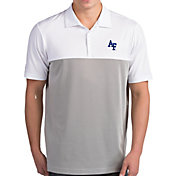 Antigua Men's Air Force Falcons Venture White Polo