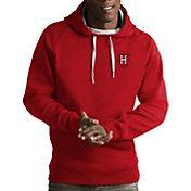 Antigua Men's Harvard Crimson Crimson Victory Pullover Hoodie