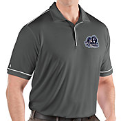 Antigua Men's Old Dominion Monarchs Grey Salute Performance Polo