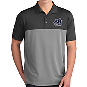 Antigua Men's Old Dominion Monarchs Grey Venture Polo