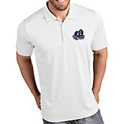 Antigua Men's Old Dominion Monarchs Tribute Performance White Polo