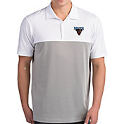 Antigua Men's Maine Black Bears Venture White Polo