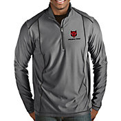 Antigua Men's Arkansas State Red Wolves Grey Tempo Half-Zip Pullover