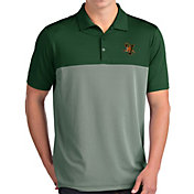 Antigua Men's Vermont Catamounts Green Venture Polo