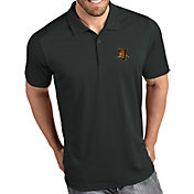 Antigua Men's Vermont Catamounts Grey Tribute Performance Polo
