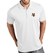 Antigua Men's Vermont Catamounts Tribute Performance White Polo